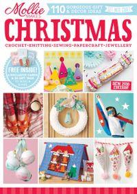 forsiden af det engelske blad Mollie Christmas