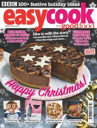 Forside af det engelske blad Easycook