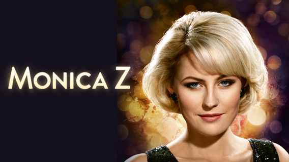 Se film som Monica Z på din iPad