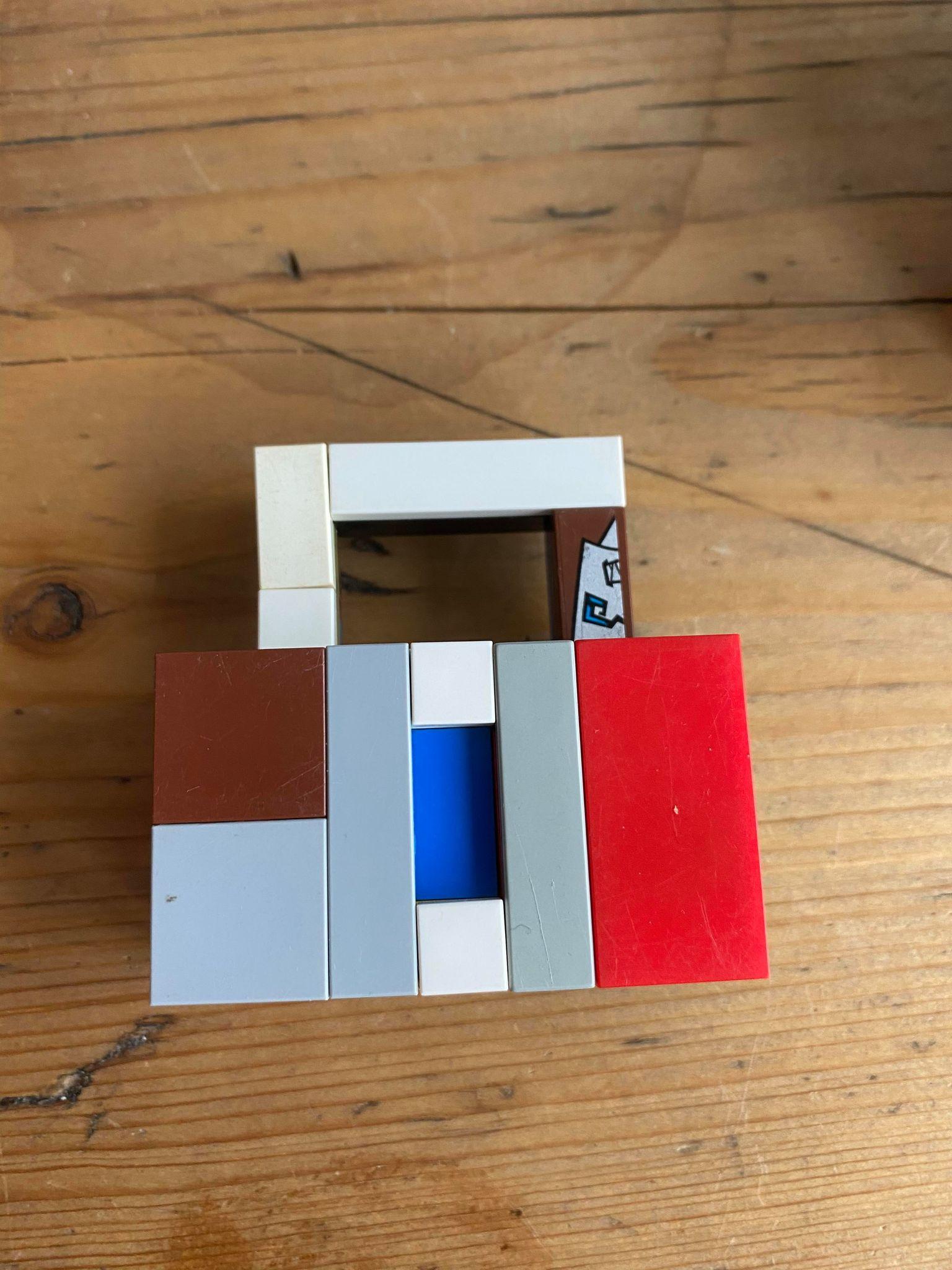 hængelås, lego, online makerspace