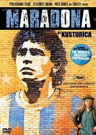 Foto fra filmen Maradona