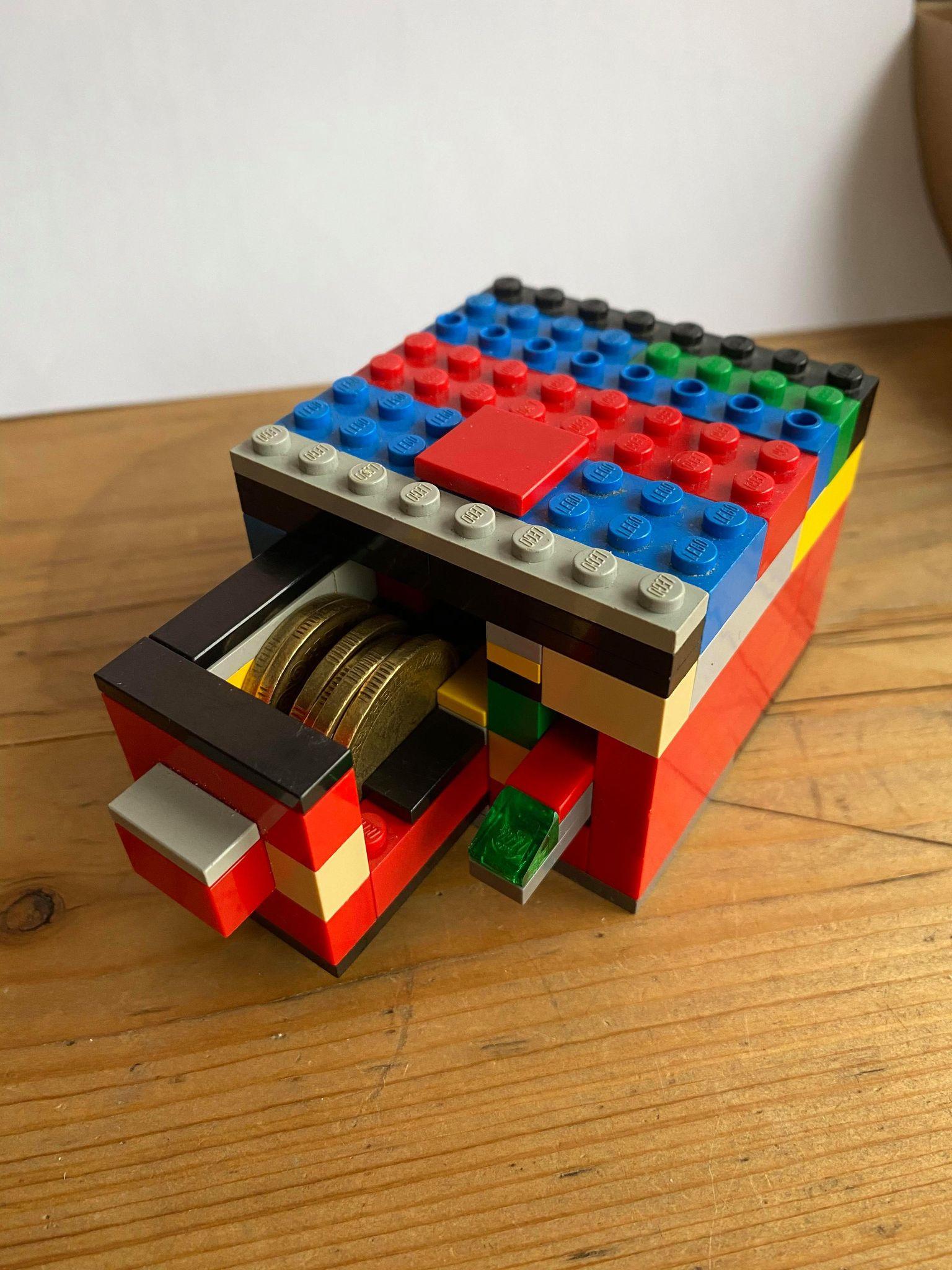 lego, pengeboks, online makerspace