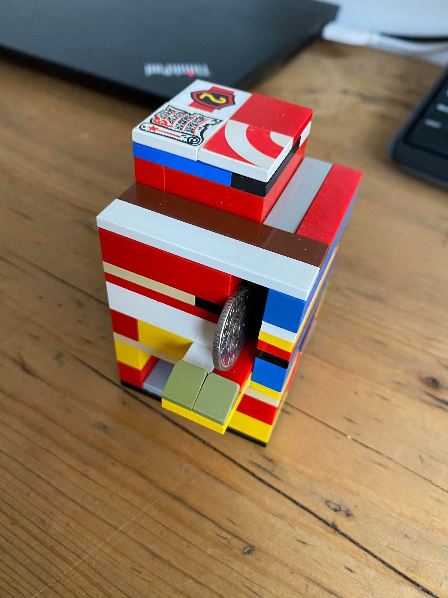 lego slikmaskine online makerspace