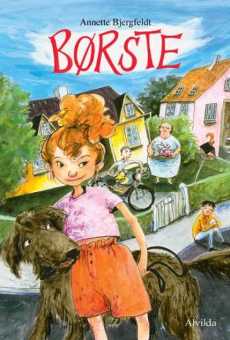 Annette Bjergfeldt: Børste