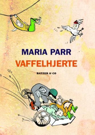 Maria Parr: Vaffelhjerte
