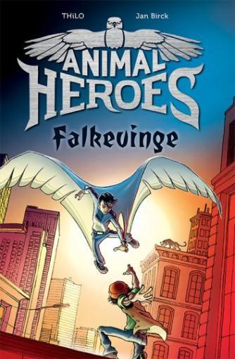Thilo: Animal heroes - falkevinge