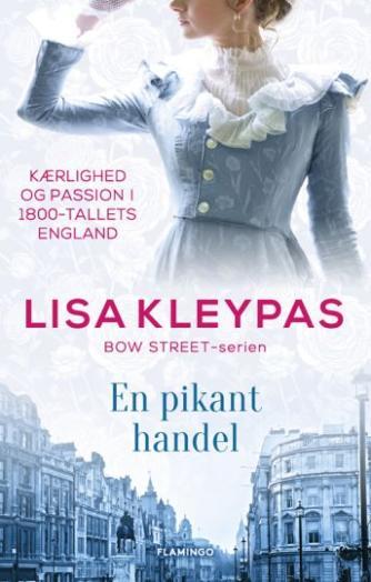 Lisa Kleypas: En pikant handel