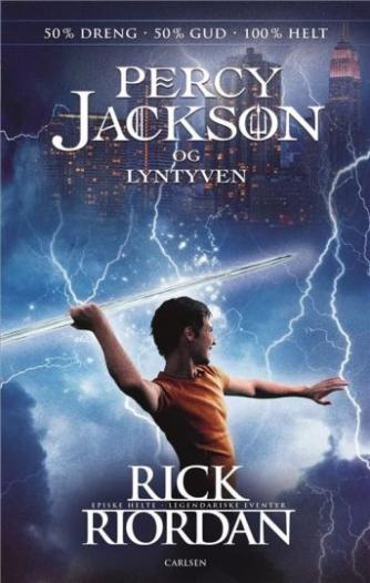 Rick Riordan: Percy Jackson og lyntyven