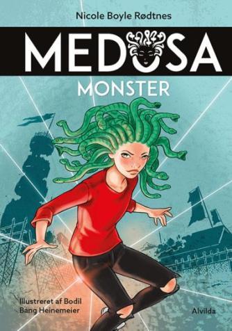 Nicole Boyle Rødtnes: Medusa - monster