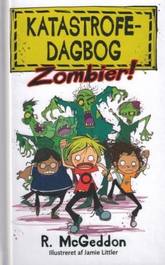 R. McGeddon: Zombier!