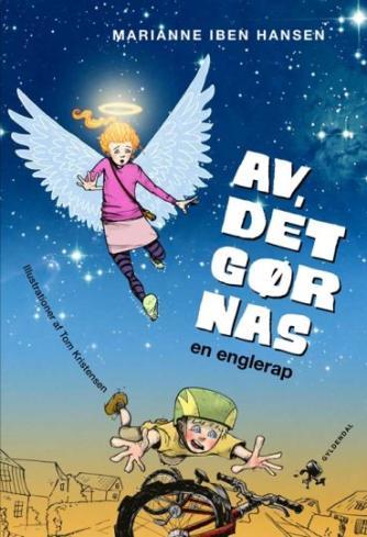 Marianne Iben Hansen: Av, det gør nas : en englerap