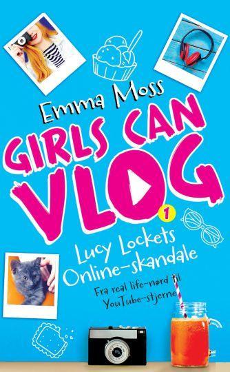 Emma Moss: Lucy Lockets online-skandale : fra real life-nørd til YouTube-stjerne