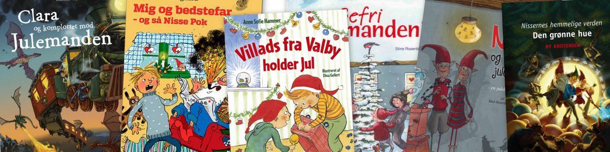 I julelampens skær - find årets kalenderhistorier nu