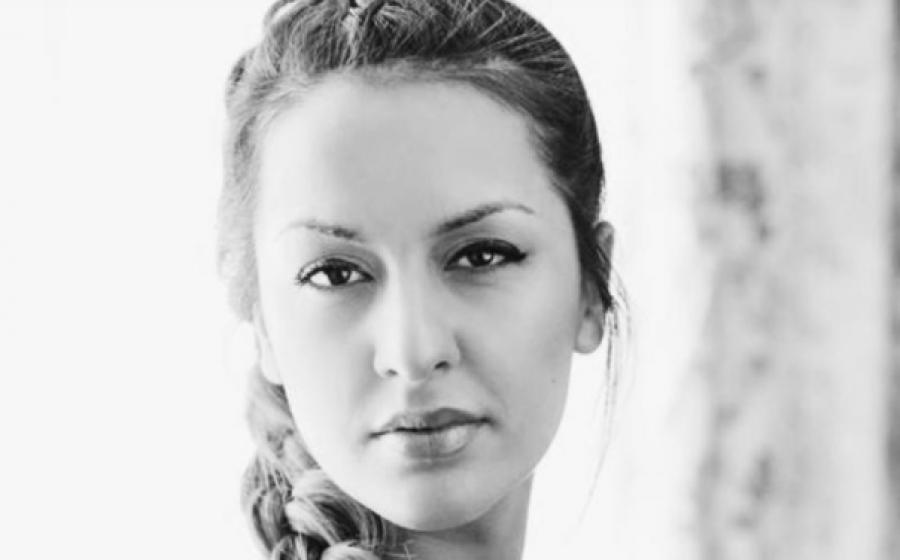 Portræt af Geeti Amiri
