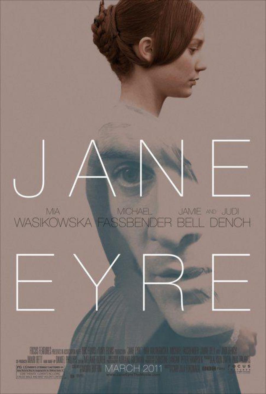Jane Eyre er en filmatisering af romanklassikeren af samme navn
