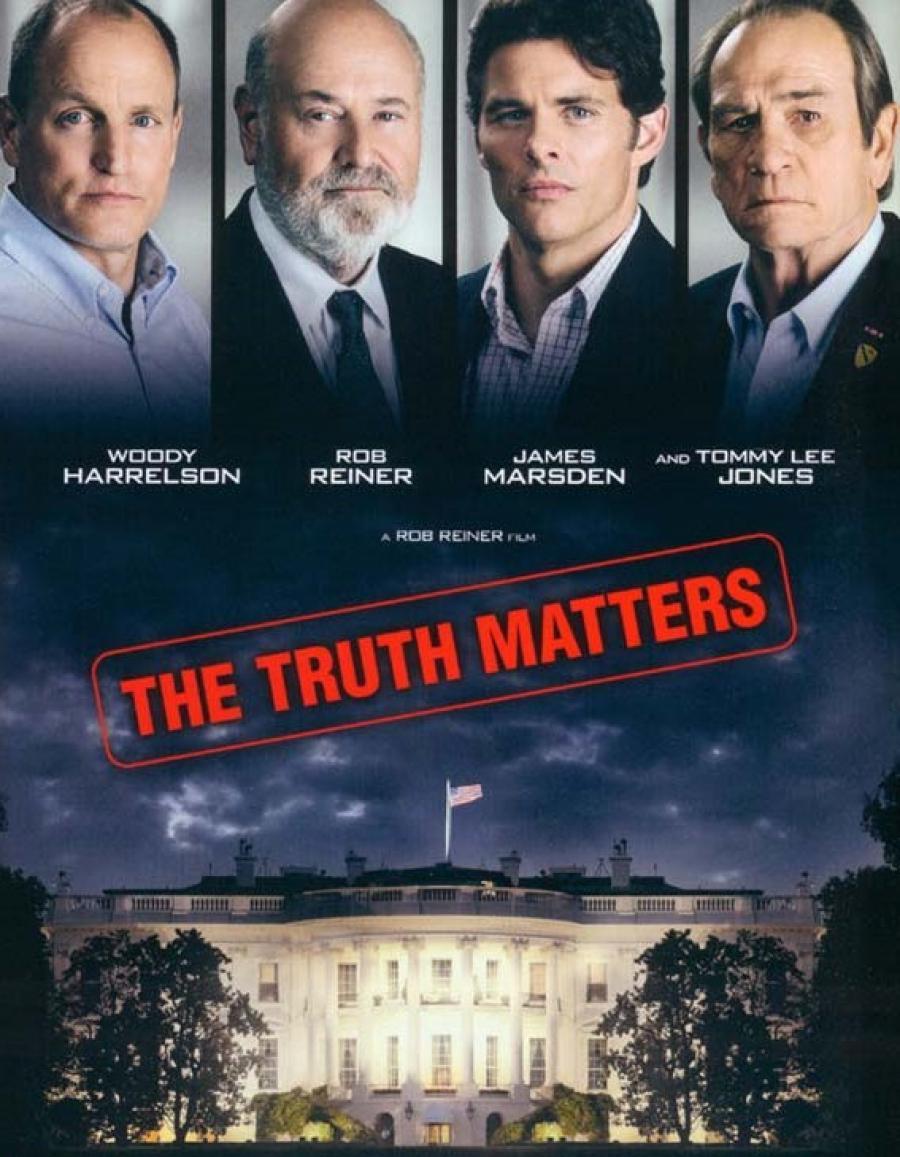 The truth matters er en amerikansk film fra 2017