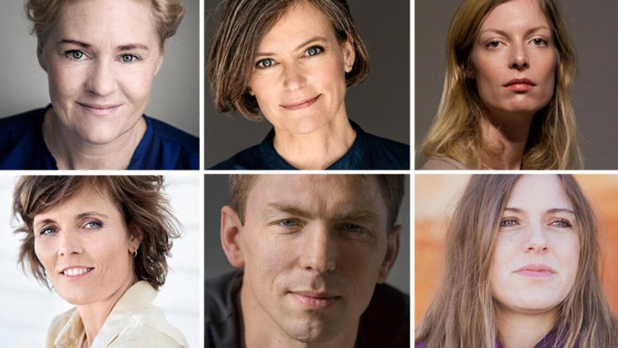 kandidater til at vinde DRs romanpris