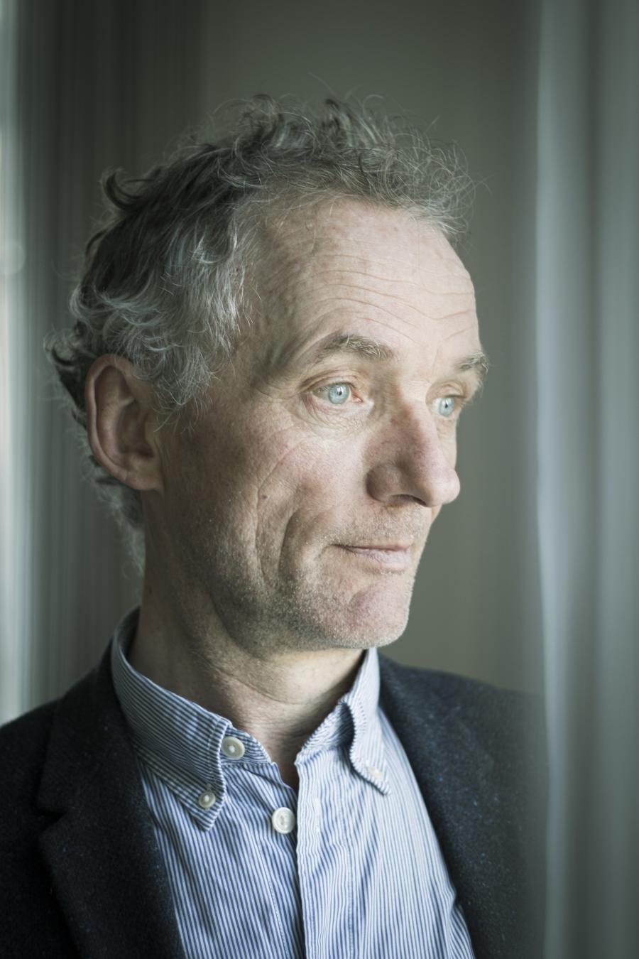 Forfatter Bjørn Poulsen