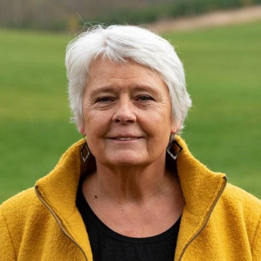Forfatter Vibeke Møller
