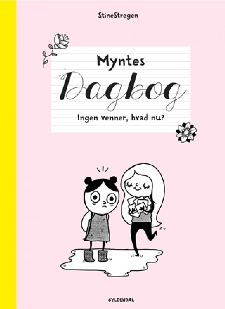 Forside til Myntes Dagbog