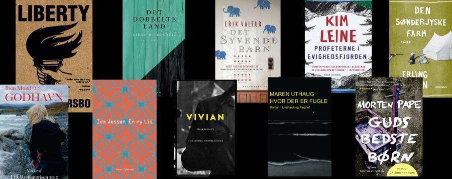 Årtiets bedste danske romaner