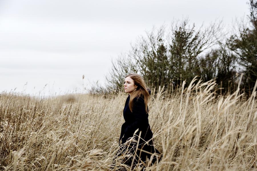 Billede af forfatter Stine Pilgaard