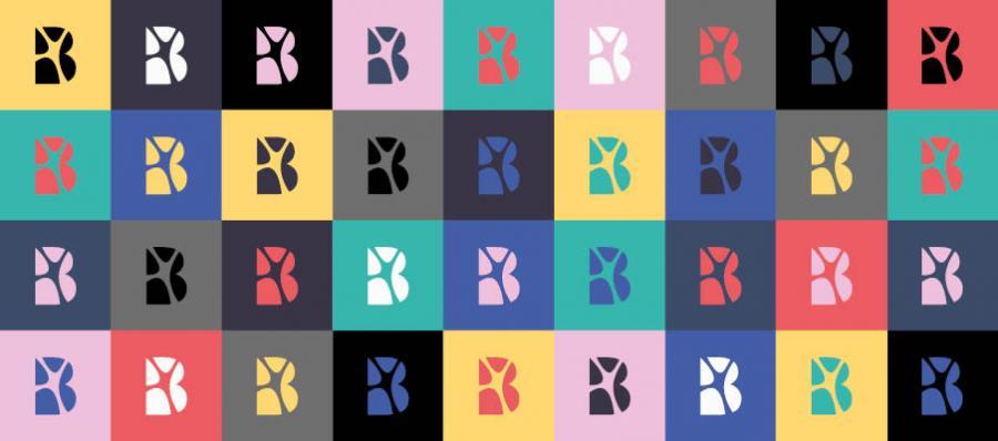 Silkeborg Bibliotekernes nye logo