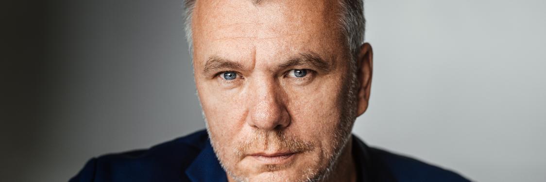 Billede af forfatter Jesper Stein